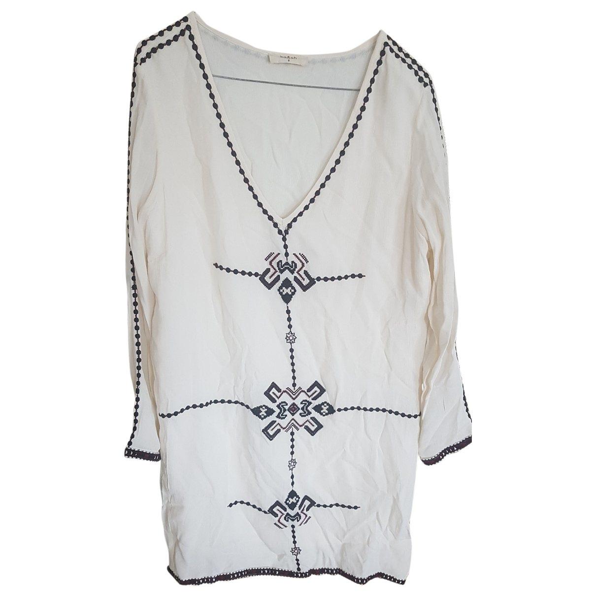 Ba&sh - Robe   pour femme - blanc