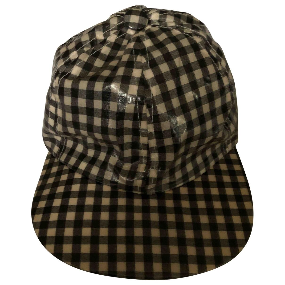 Liberty Of London - Chapeau   pour femme en cuir verni - blanc