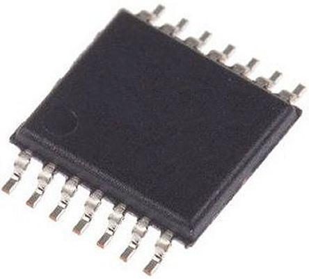 Intersil ISL28634FVZ-T7A , Instrumentation Amplifier, 10μV Offset 3MHz, R-RI/O, 2.5 → 5.5 V, 14-Pin TSSOP