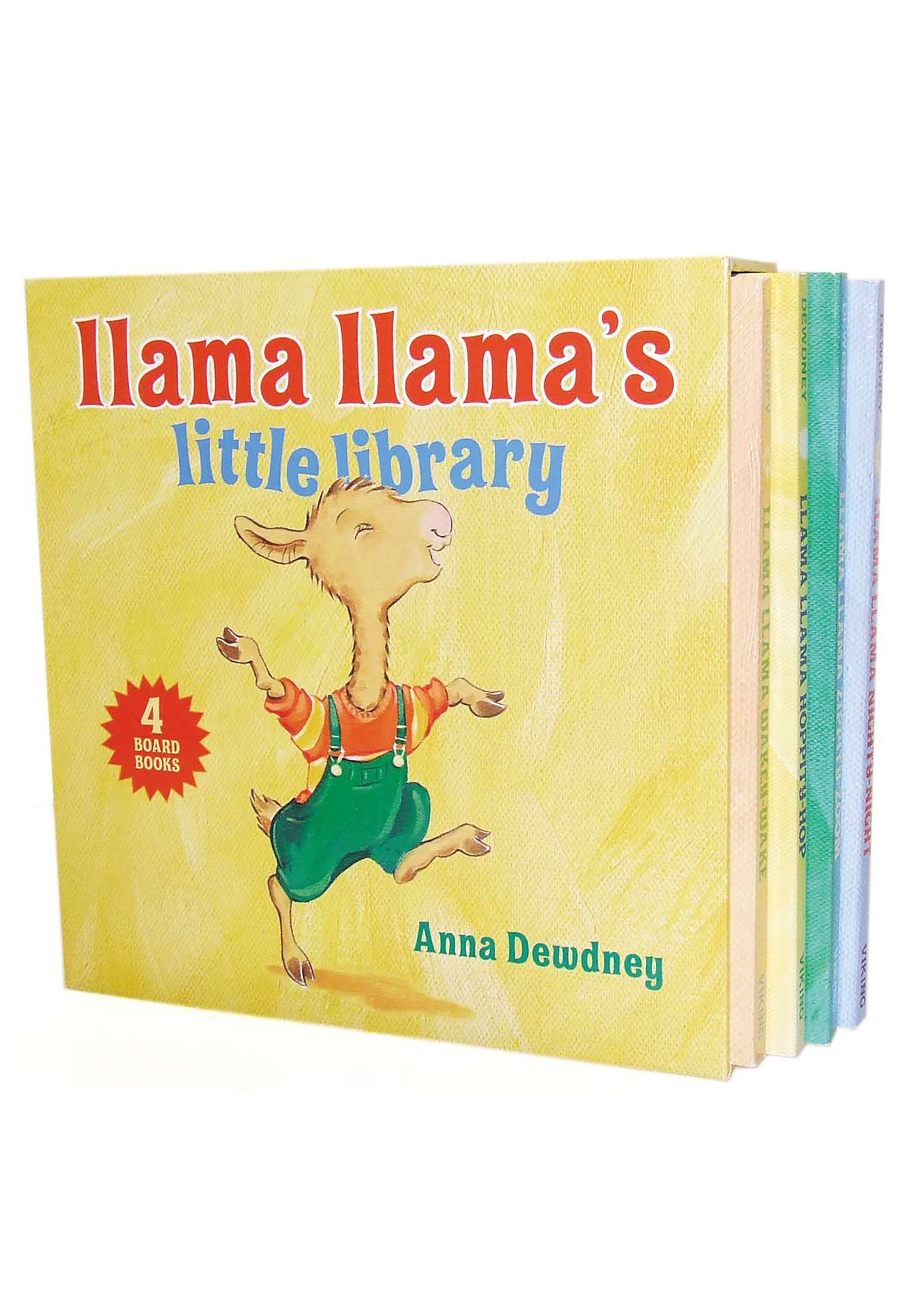 The Llama Llamas Little Library Book Set