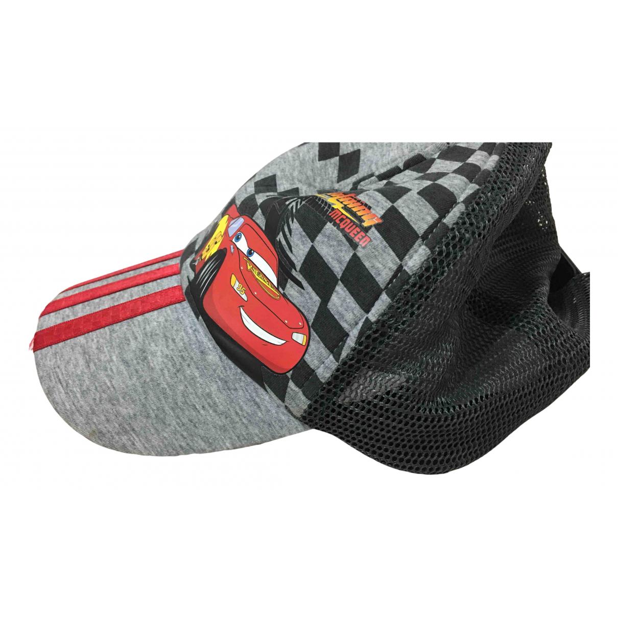 Adidas \N Hut, Muetzen, Handschuhe in  Grau Baumwolle
