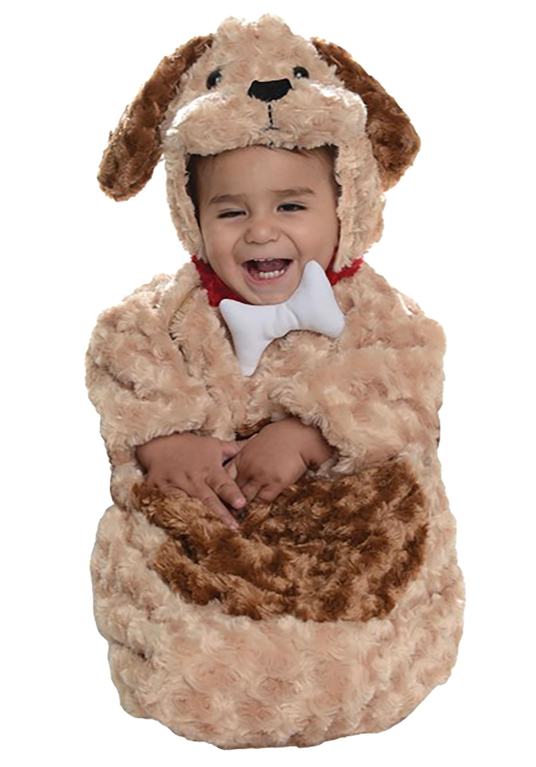 Puppy Bunting Costume