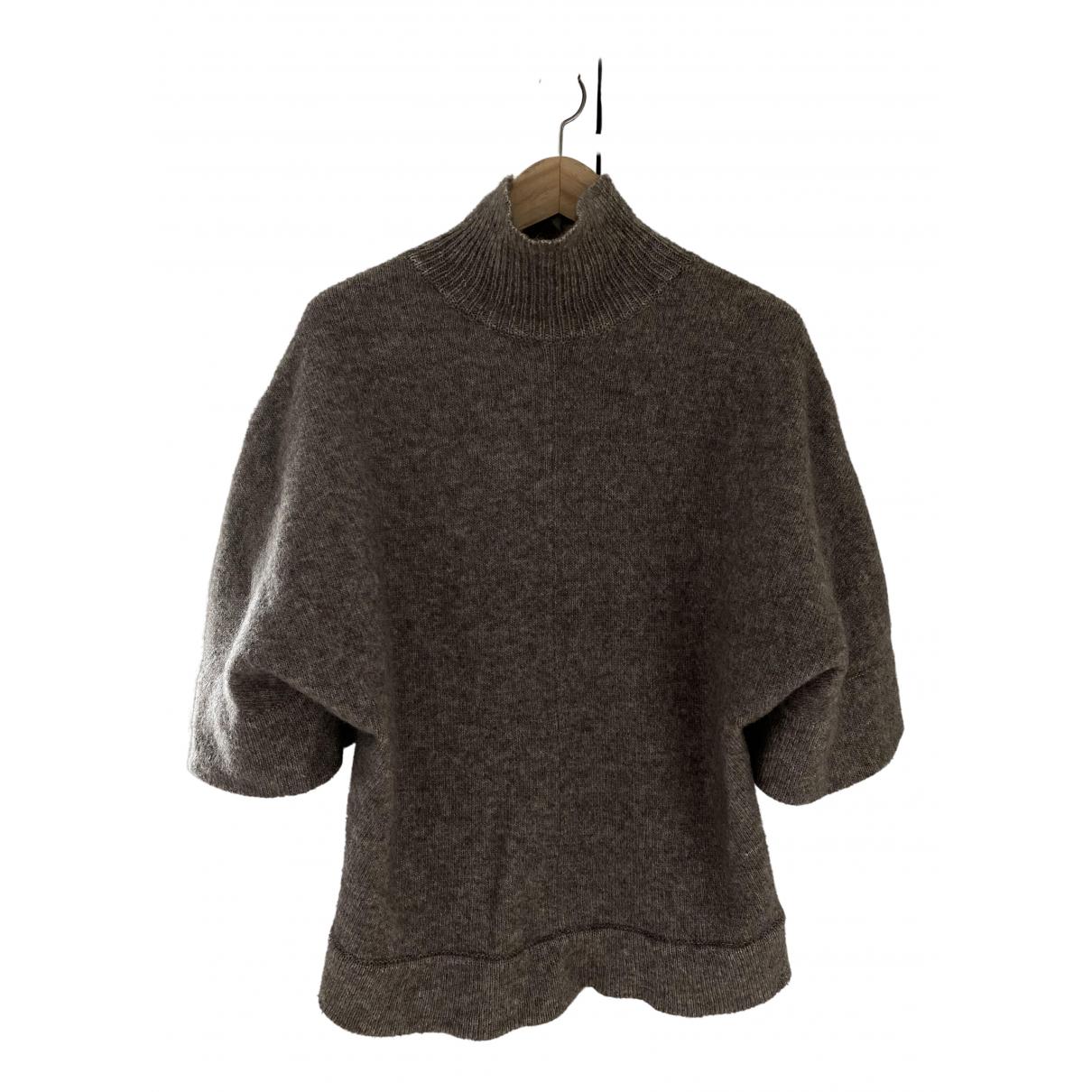 Stella Mccartney - Pull   pour femme en laine - beige