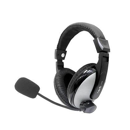 Havit HV-139d Casque stéréo 3,5 mm à double prise avec microphone