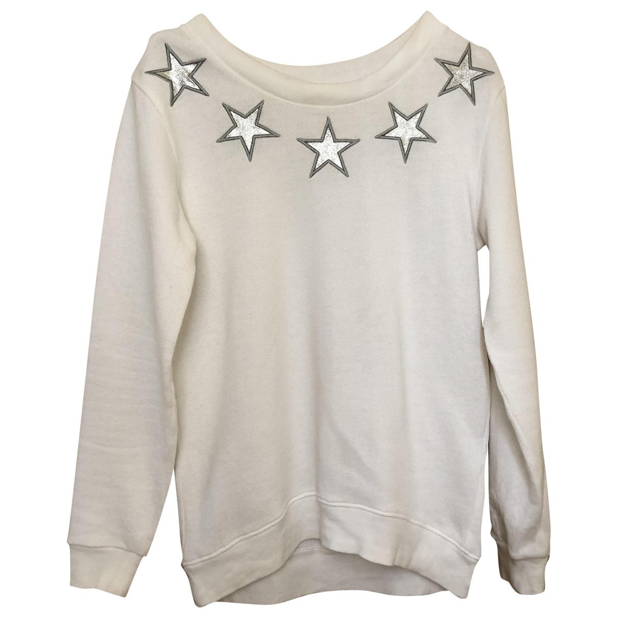 Claudie Pierlot \N White Cotton Knitwear for Women 36 FR