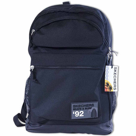 Skechers Tech With Organizer Backpack, One Size , Black