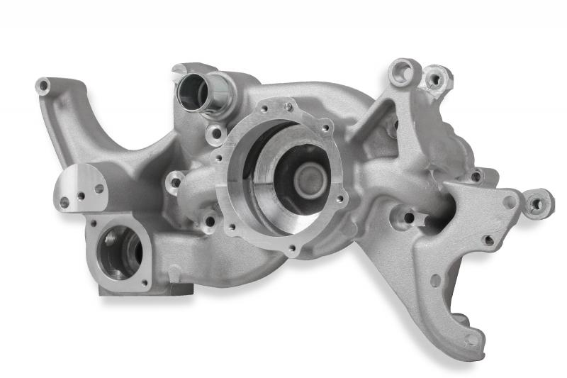 Holley 97-163 REPLACE ASSEMBLY LS COOLING MANIFOLD RAW