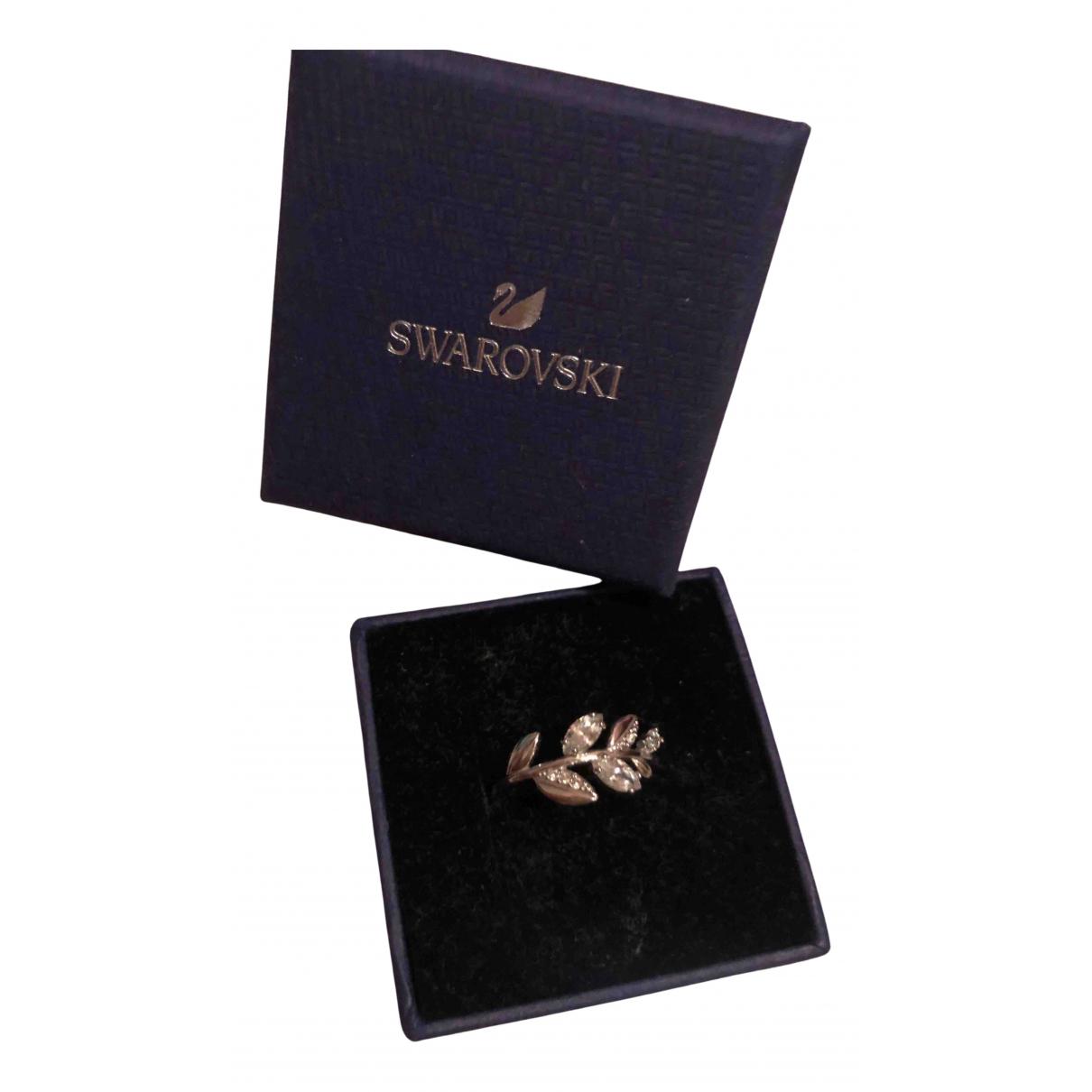 Swarovski - Bague   pour femme en argent - argente