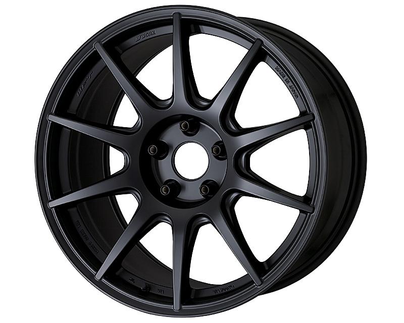 Work M.C.O RACING Type CS Flat Face 18x8 5x100 | 5x114.3 +47mm