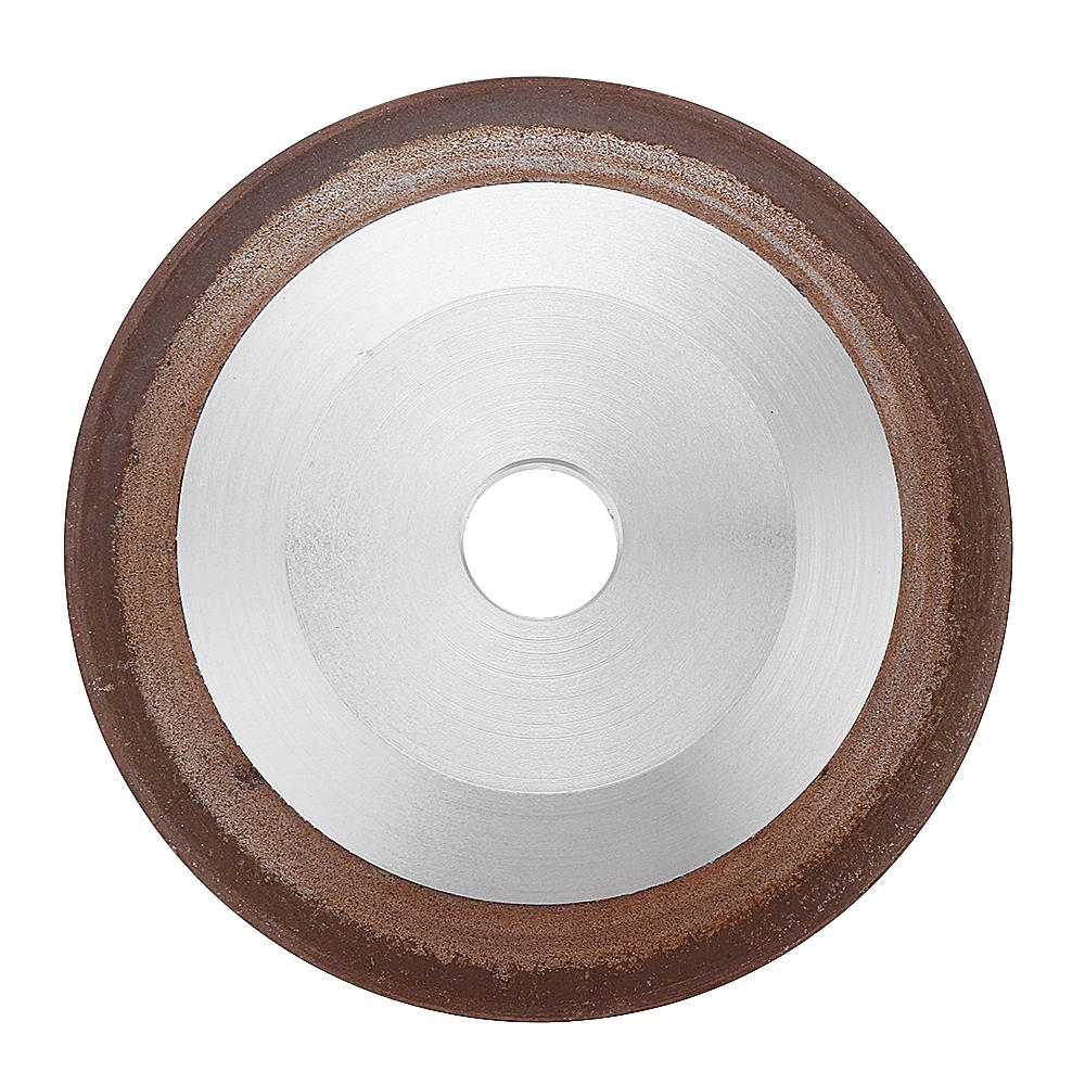 Drillpro 150 Grit PDX Diamond Grinding Wheel Carbide Steel Resin Saw Blade 100mm 125mm