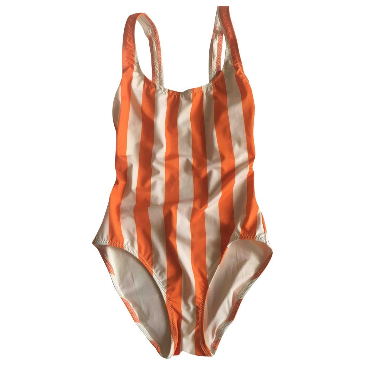 Solid & Striped \N Orange Swimwear for Women XS International