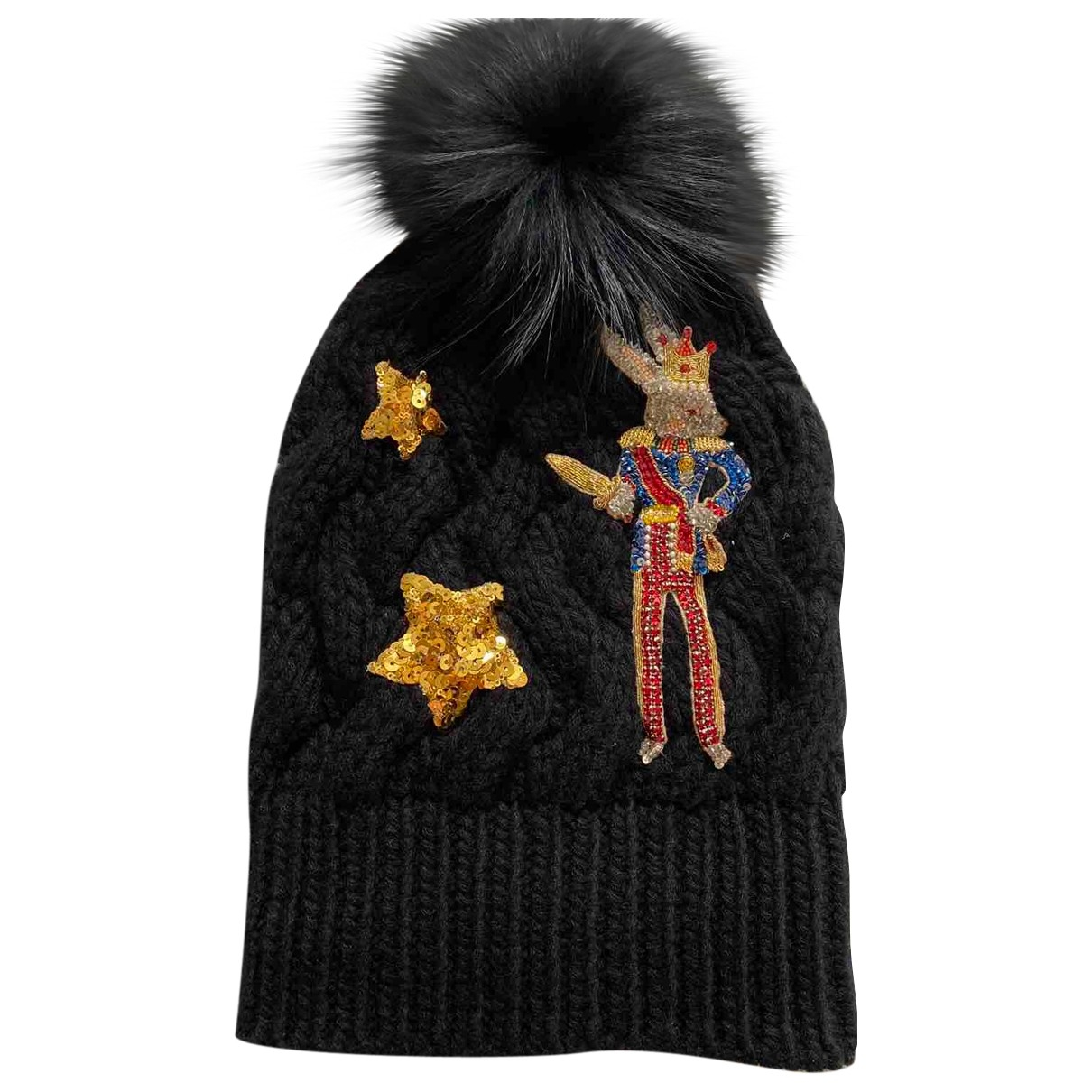 Dolce & Gabbana \N Black Cashmere hat for Women M International