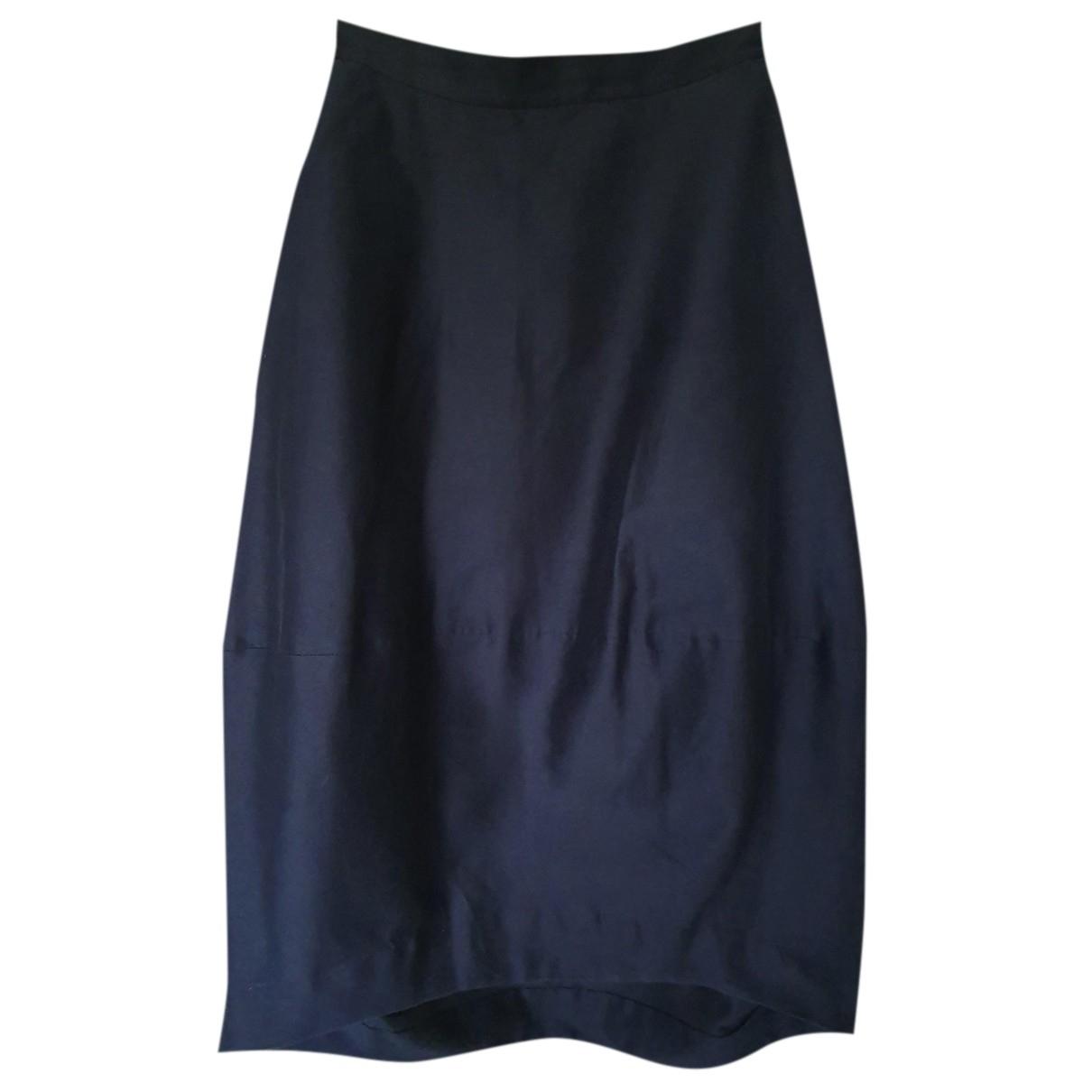 Falda midi Cos
