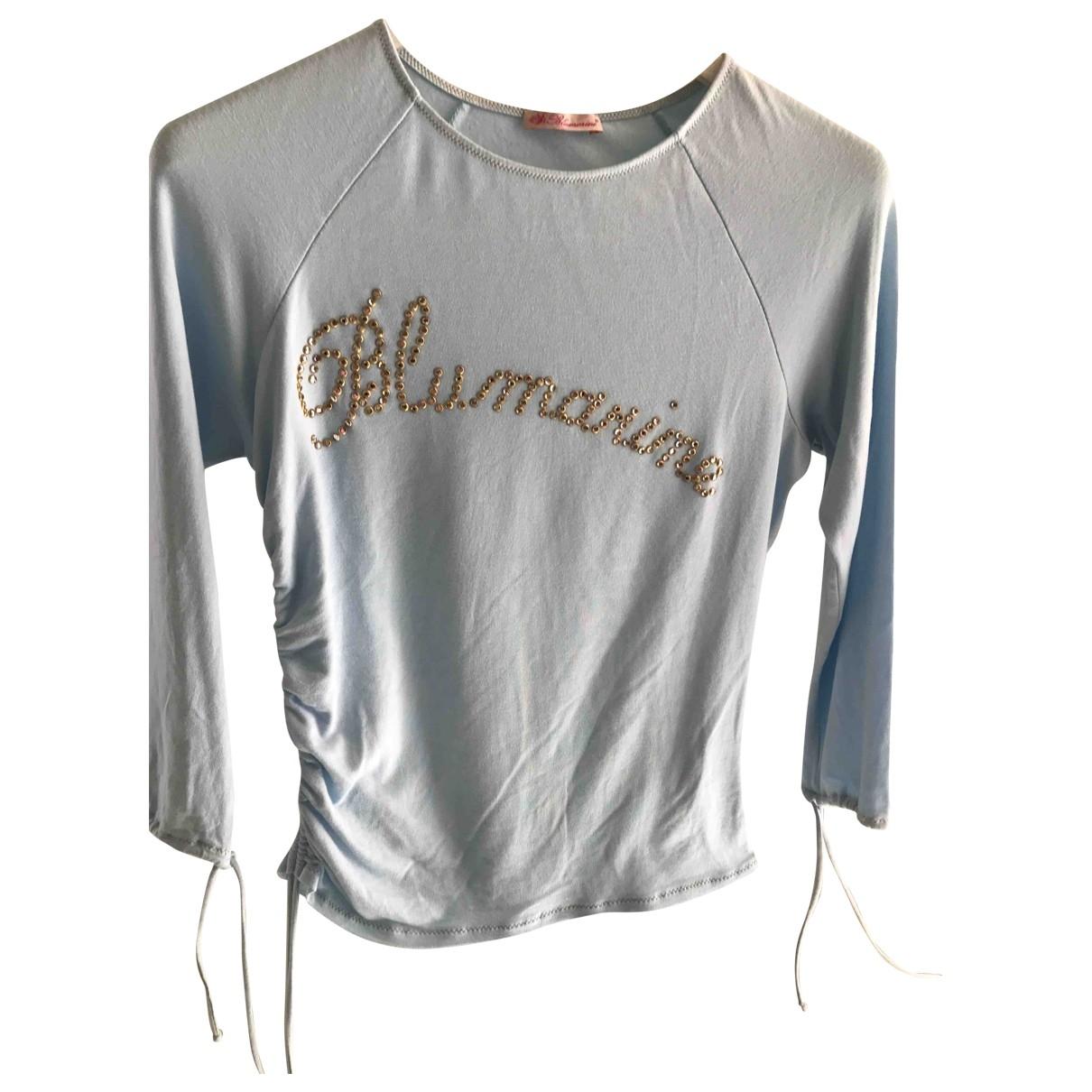 Blumarine - Pull   pour femme - marine