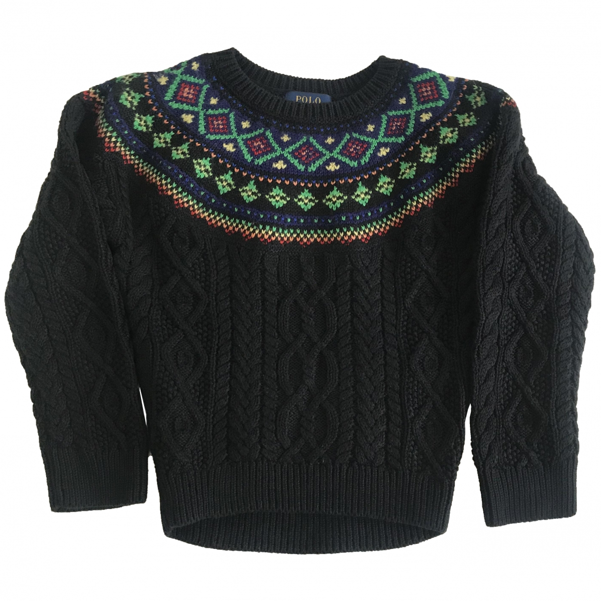 Polo Ralph Lauren \N Multicolour Wool Knitwear for Kids 6 years - until 45 inches UK