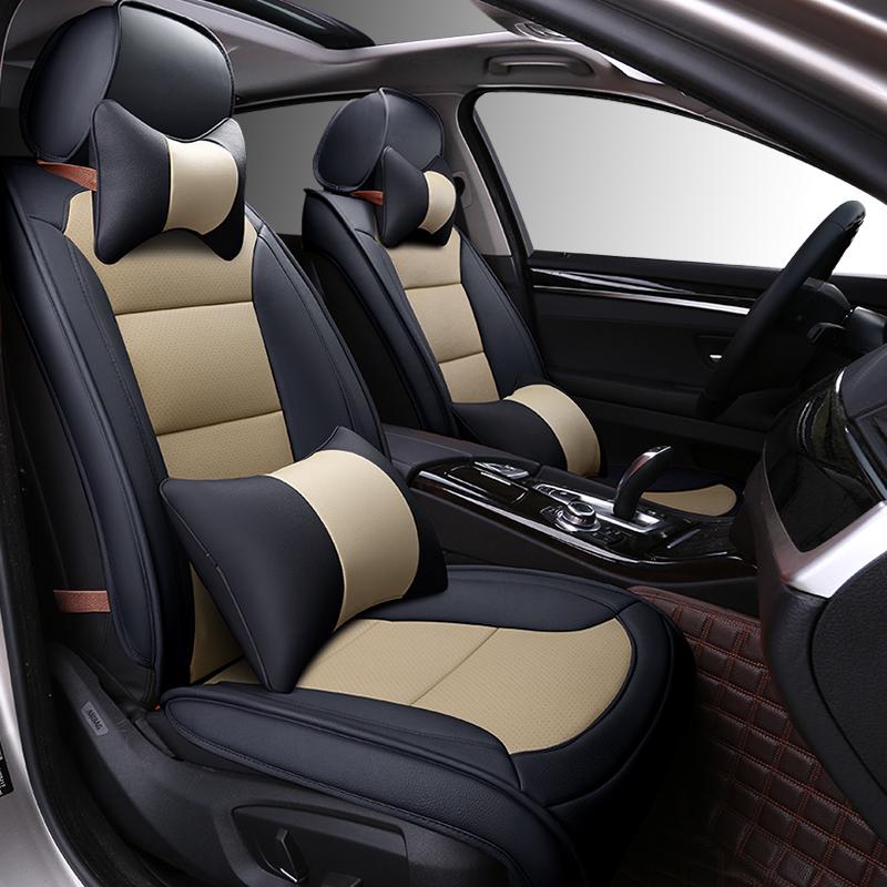 High-grade Fabrics Simplicity Comfortable Relax Custom Car Seat Covers