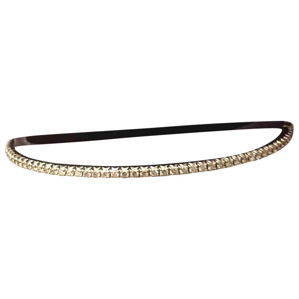 Tiffany & Co \N White White gold bracelet for Women \N