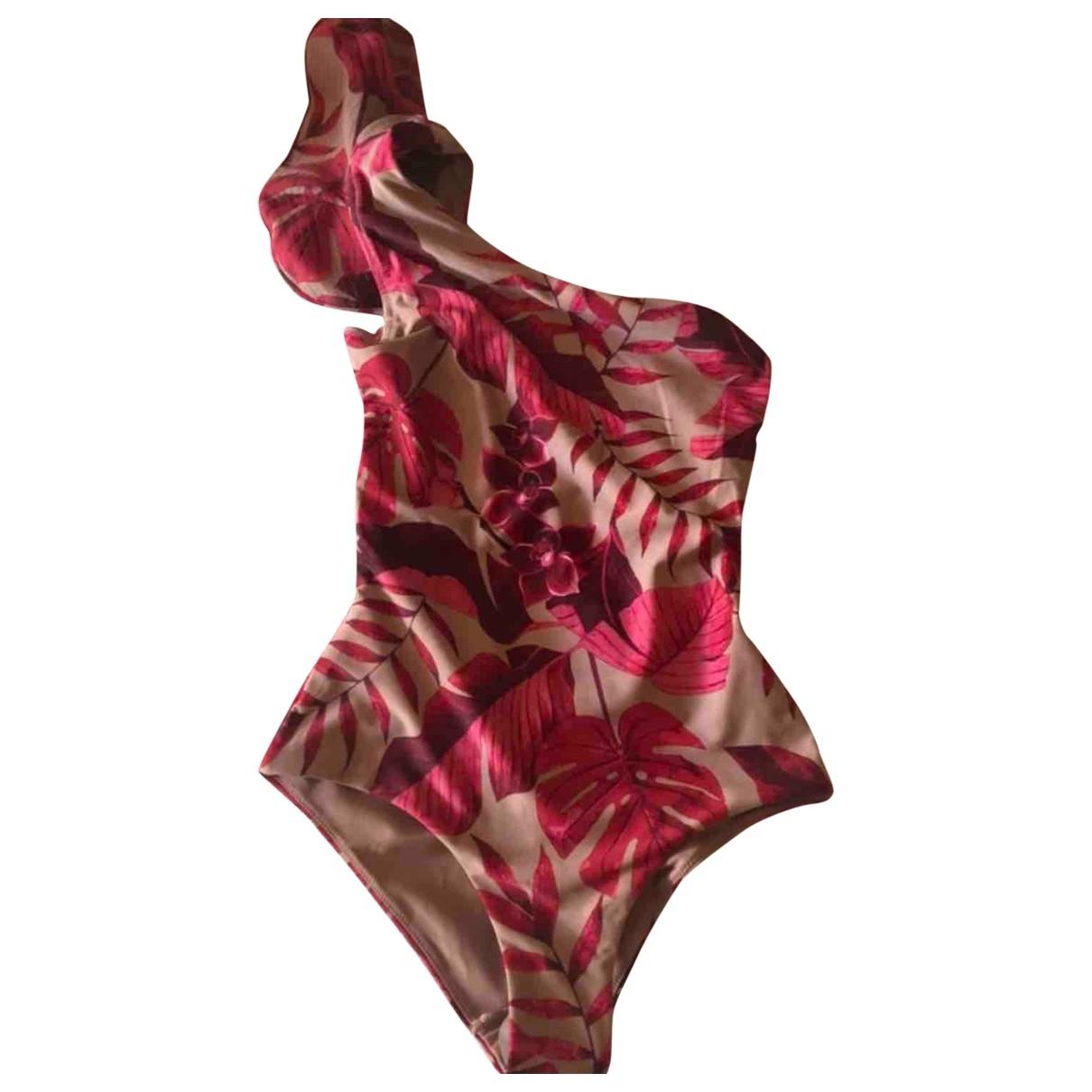 Johanna Ortiz X H&m \N Red Swimwear for Women XS International