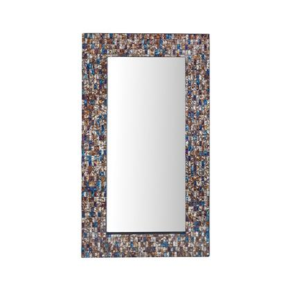 8983-046 Byzantion Mosaic Mirror  In
