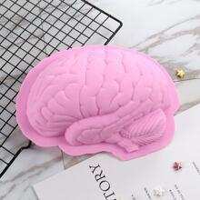 Halloween Gehirn geformte Form