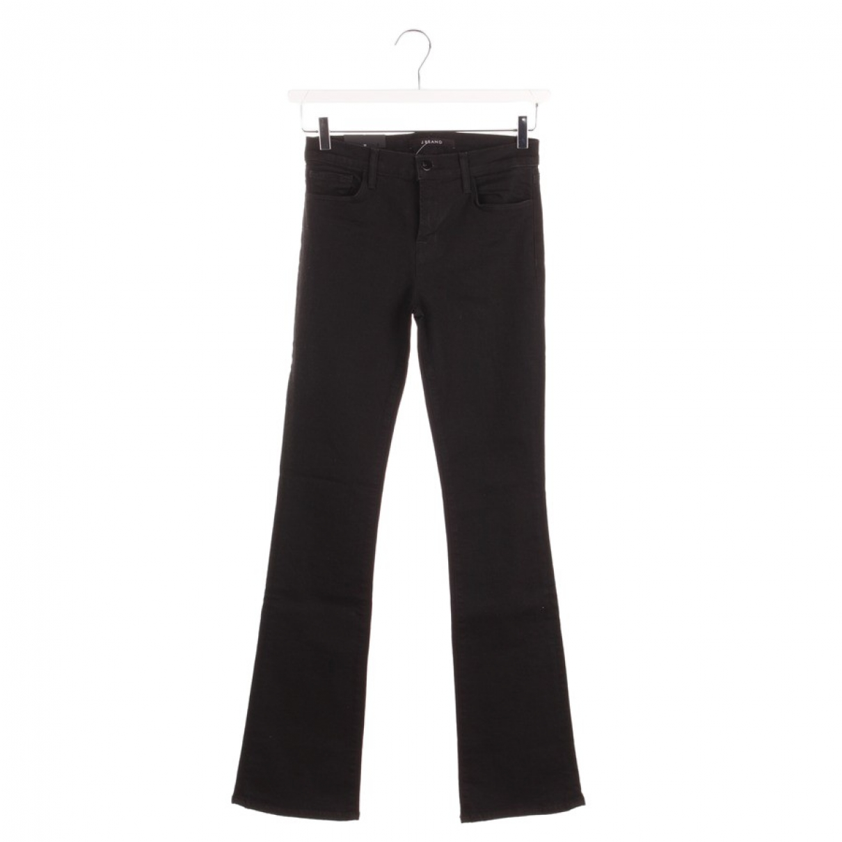 J Brand \N Black Cotton Jeans for Women 28 US