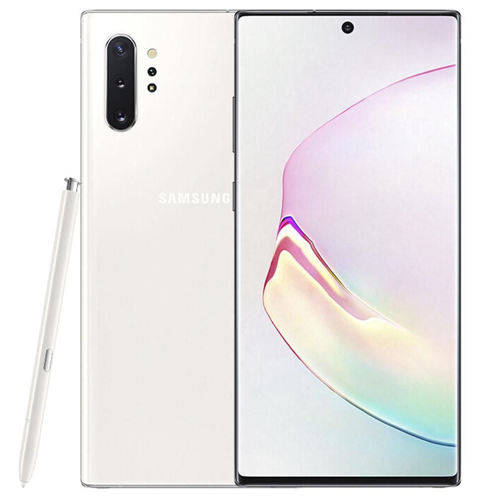 Samsung Galaxy Note 10 Plus 5G 6.8 Inch 12GB 256GB Smartphone White