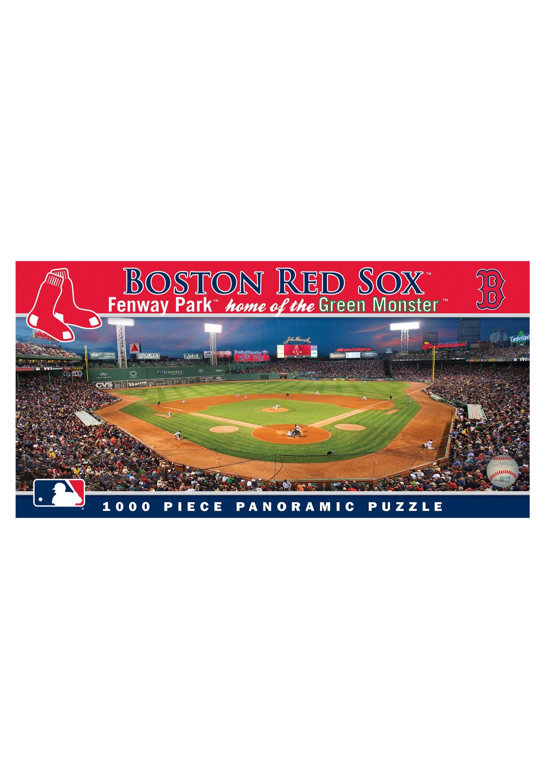 Boston Red Sox MLB 1000 Piece Stadium Puzzle