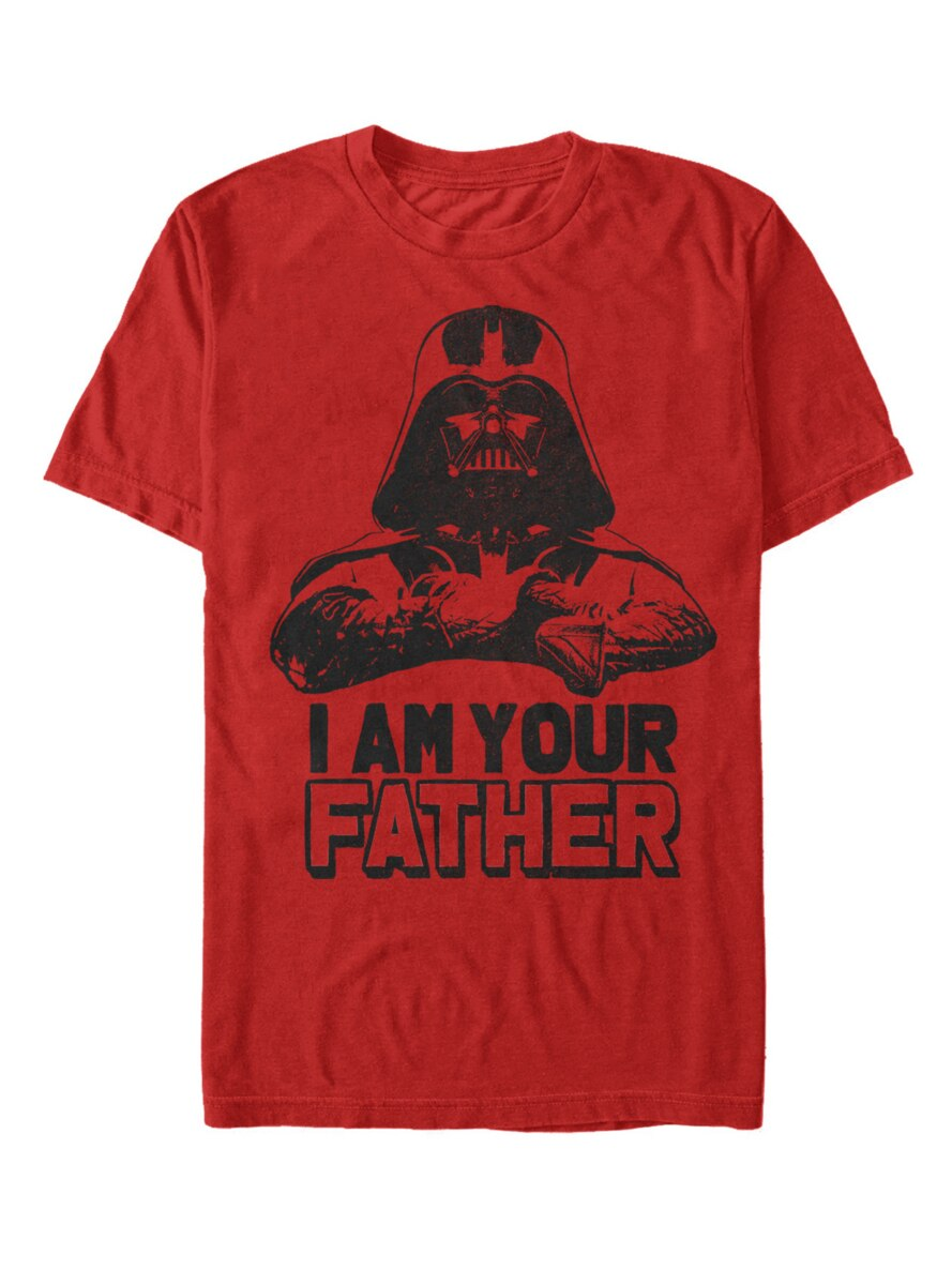 Star Wars I Am Your Father Darth Vader T-Shirt