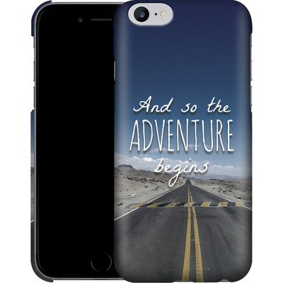 Apple iPhone 6s Plus Smartphone Huelle - And so the Adventure Begins von Joel Perroden