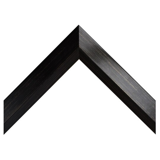 Dark Antique Gold Bevel (Replaces 4187035) Custom Frame By Michaels® in Black | 8 X 10 | MDF