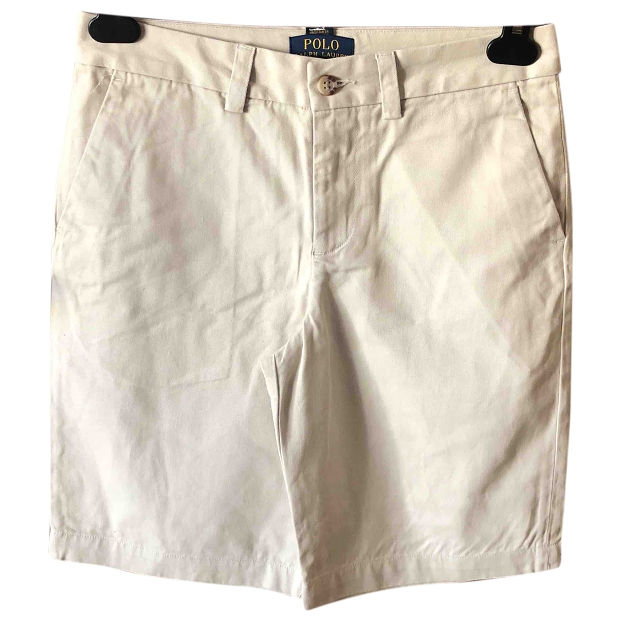 Polo Ralph Lauren \N Beige Cotton Shorts for Kids 14 years - S UK