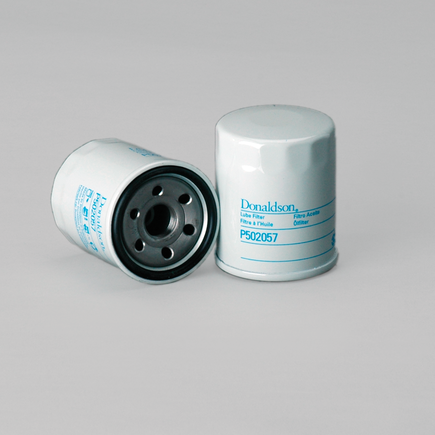 Donaldson P502057 - Lube Filter, Spin On Combination