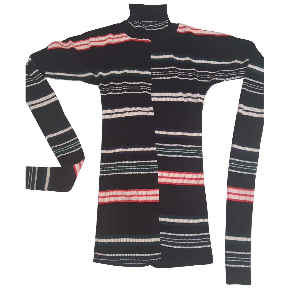 Kenzo - Top   pour femme en laine - noir