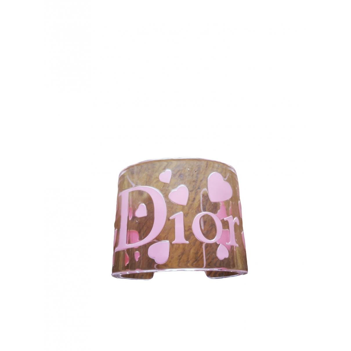 Dior - Bracelet   pour femme - rose