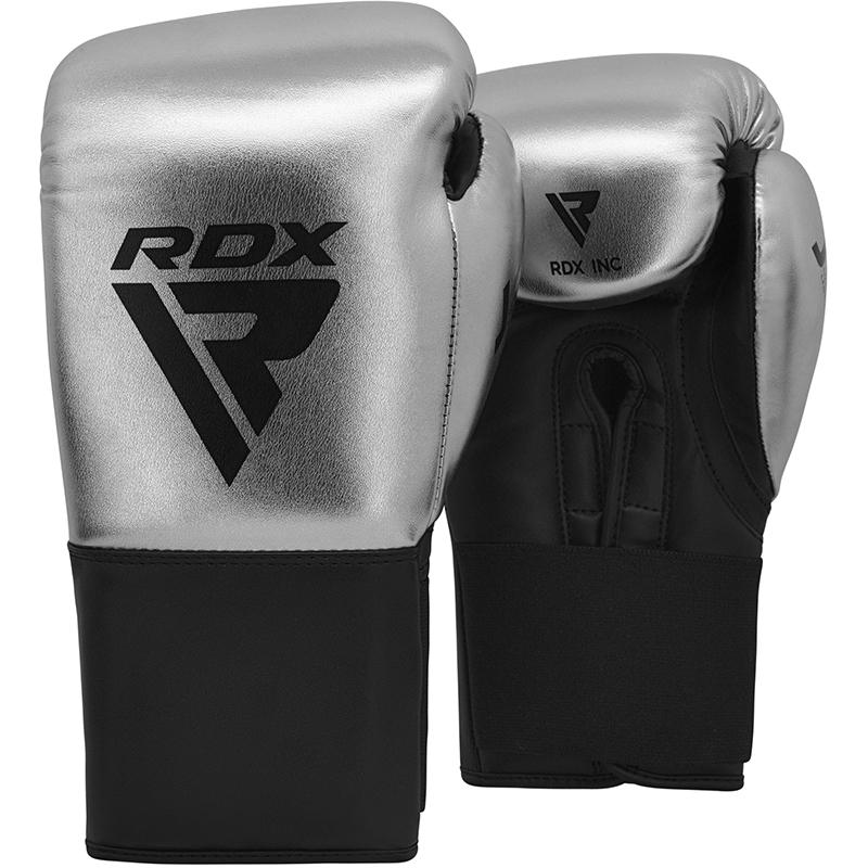 RDX J13 8oz Gants de boxe pour enfants Argent