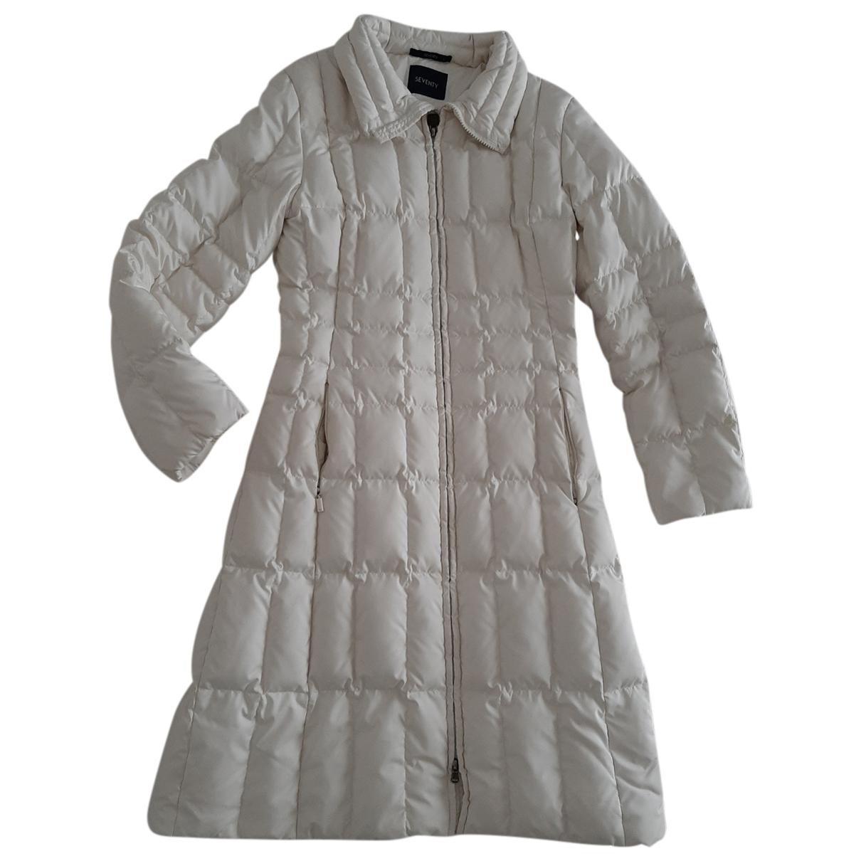 - Manteau   pour femme - blanc