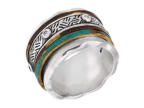 Silpada Striped Ring