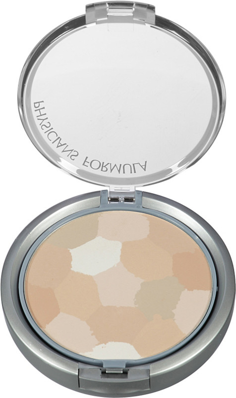 Multi-Colored Pressed Powder - Translucent