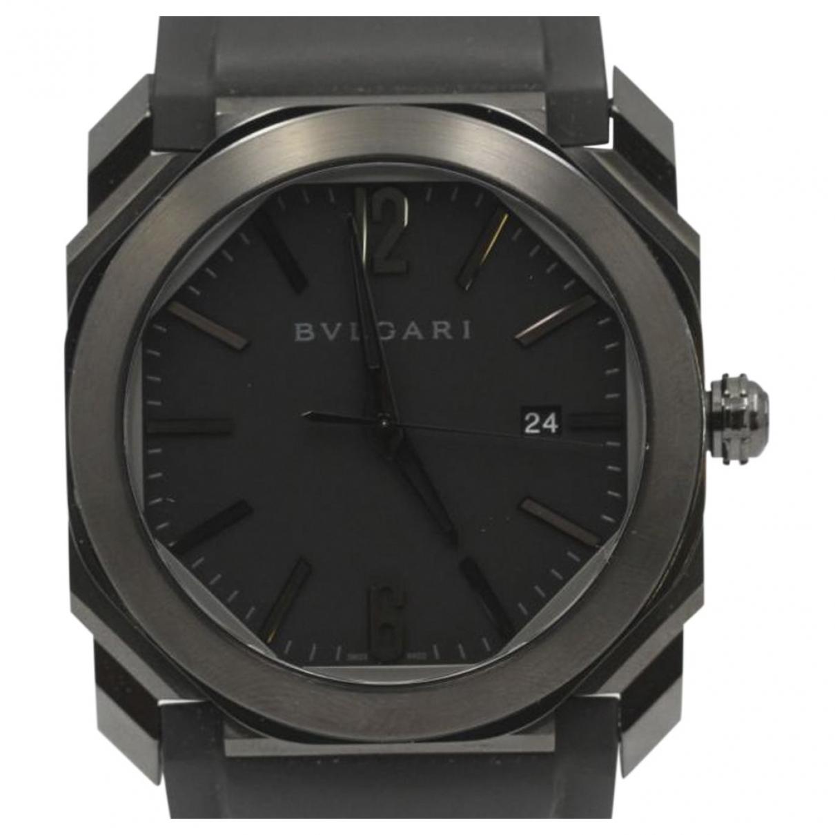 Relojes Octo Bvlgari