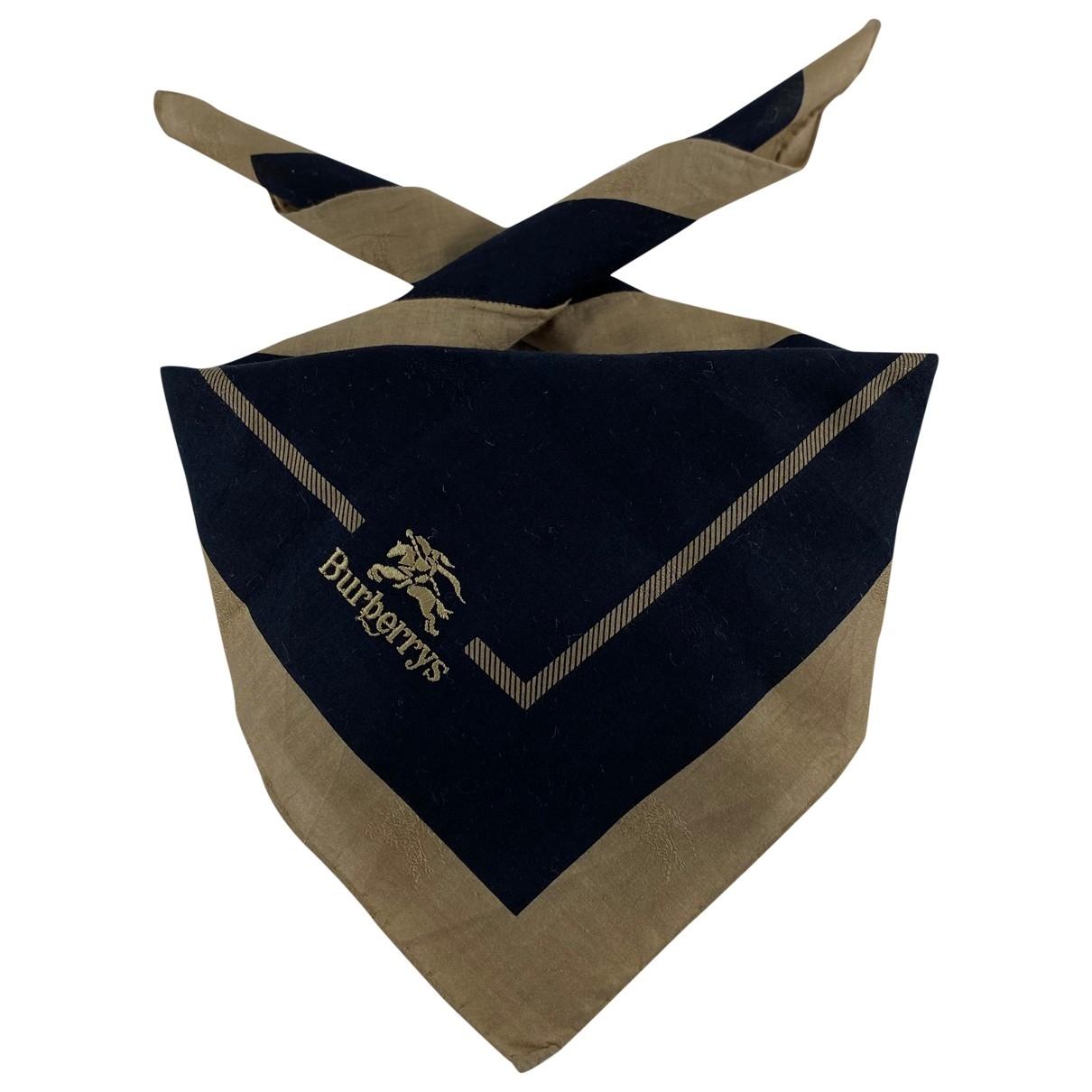Burberry - Foulard   pour femme en coton