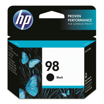 HP 98 C9364WN Original Black Ink Cartridge