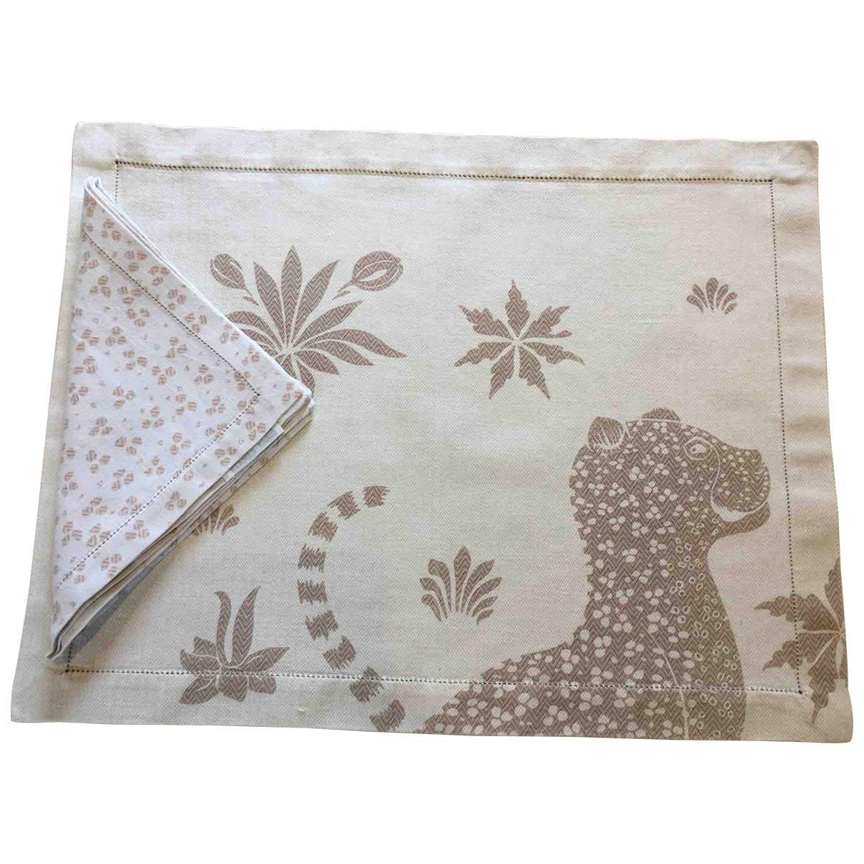 Textil de hogar Les Leopards de Lino Hermes