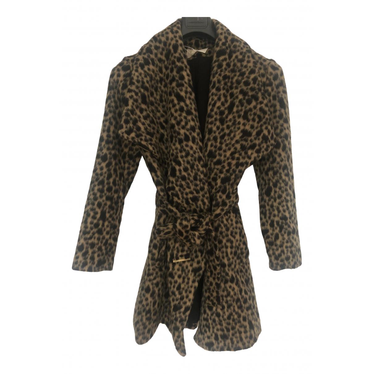 Michael Kors - Manteau   pour femme - beige