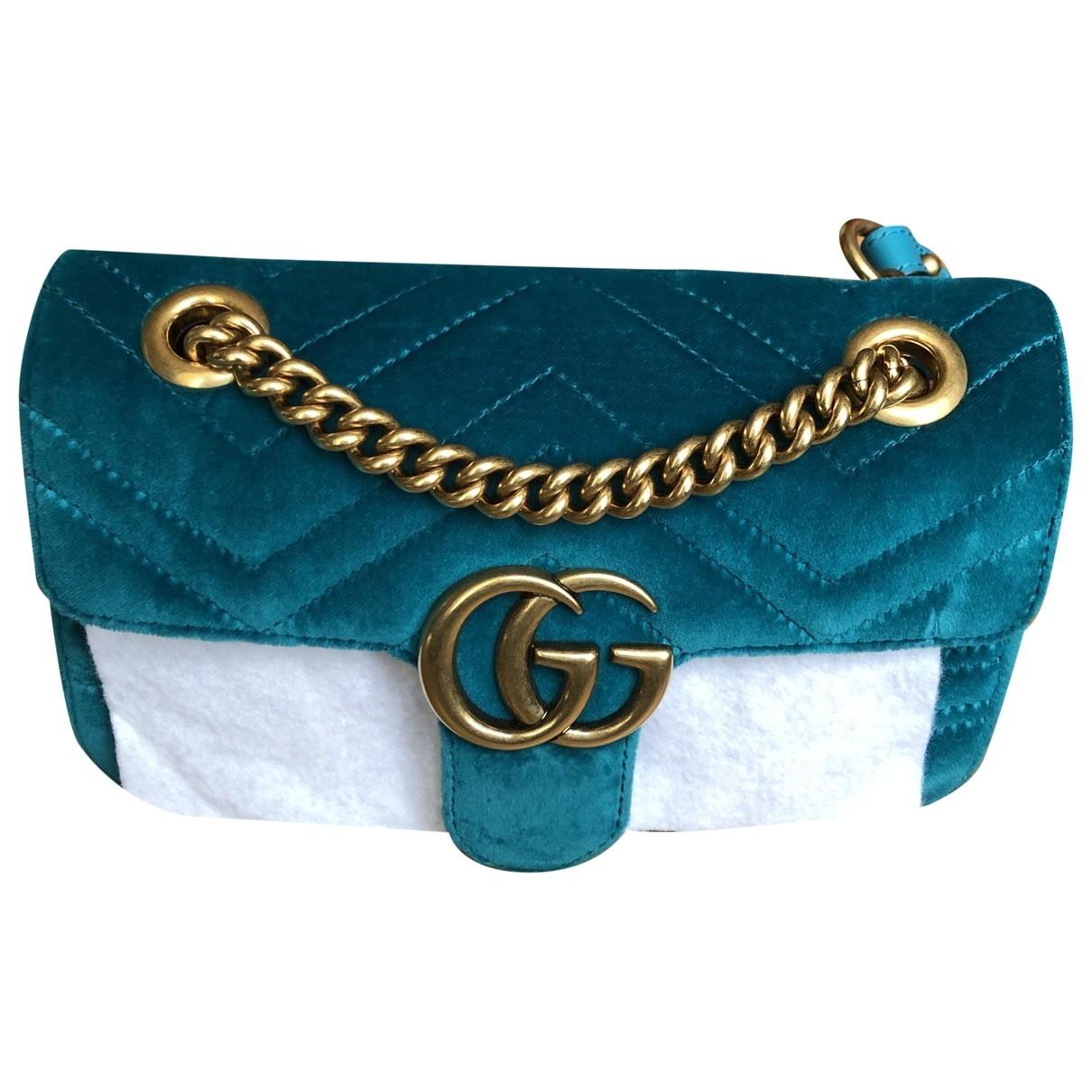 Gucci Marmont Velvet handbag for Women \N