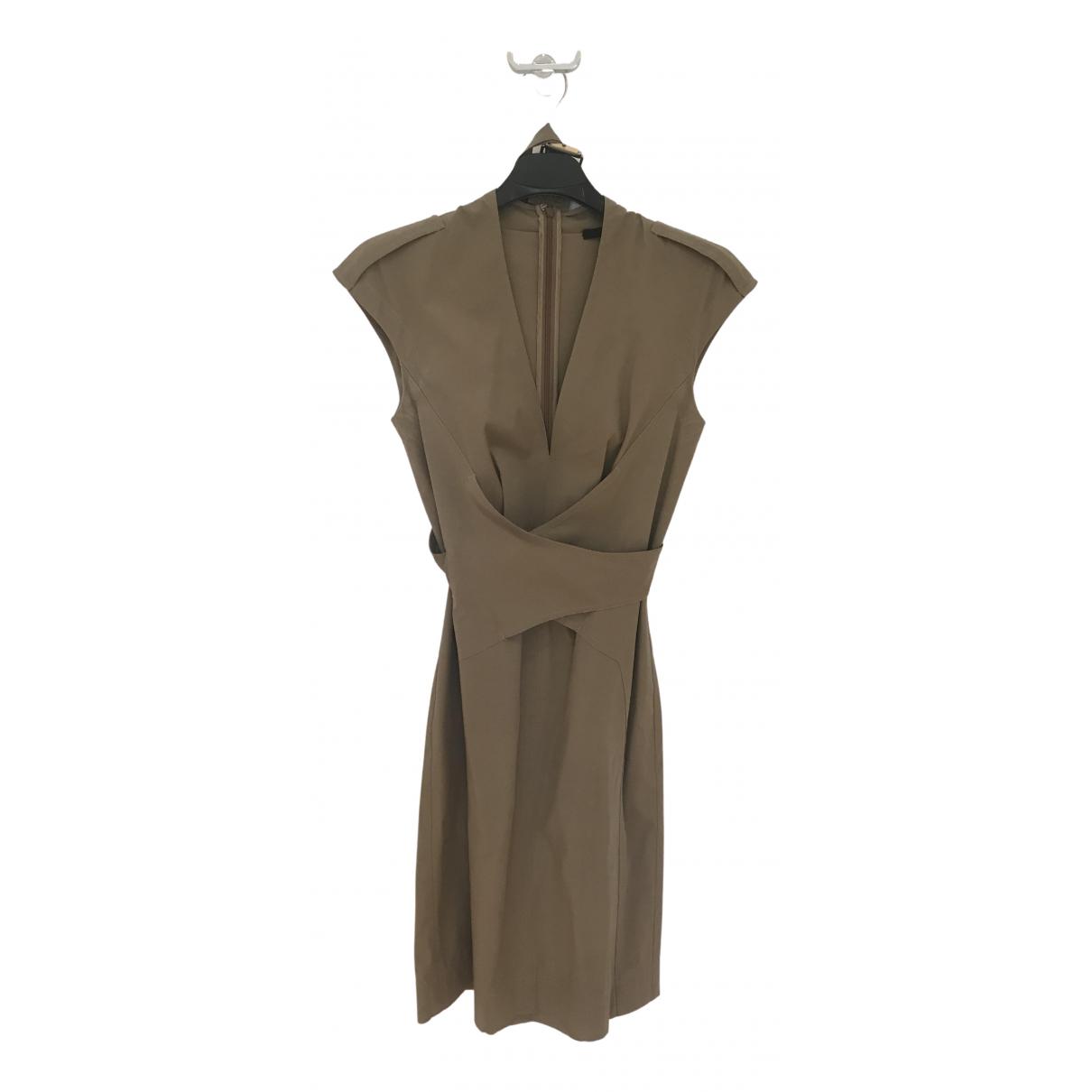 Gucci N Beige Cotton dress for Women 38 IT