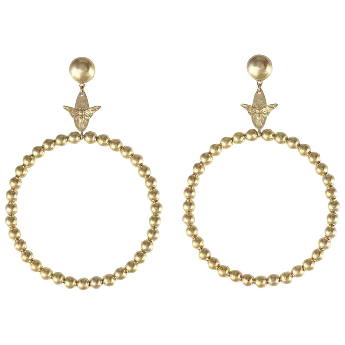 Wanderlust \N Gold Gold plated Earrings for Women \N