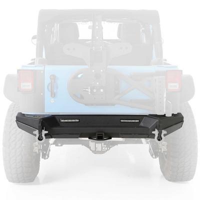 Smittybilt XRC Gen2 Rear Bumper (Textured Black) - 76858