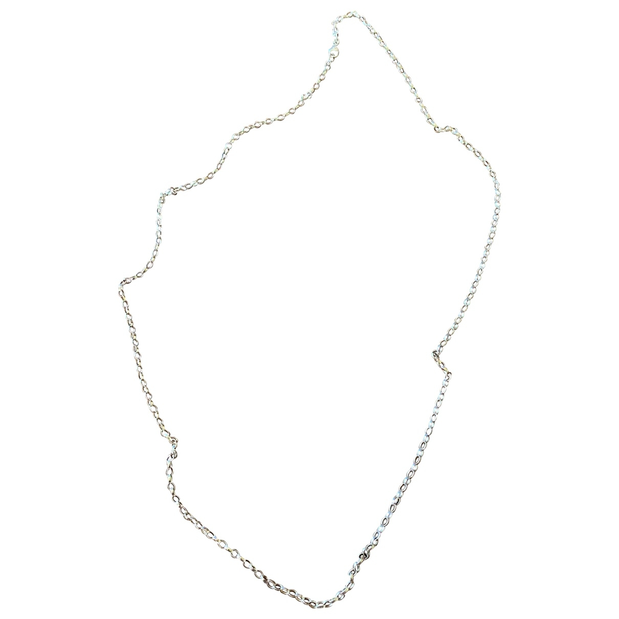 Thomas Sabo \N Silver Silver necklace for Women \N