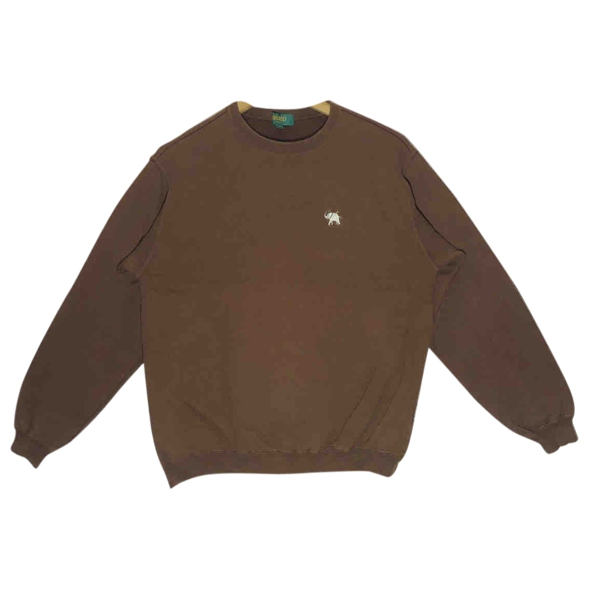 Kenzo \N Pullover.Westen.Sweatshirts  in  Braun Baumwolle