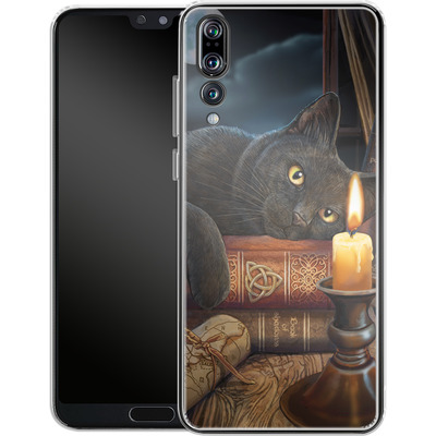 Huawei P20 Pro Silikon Handyhuelle - Witching Hour von Lisa Parker